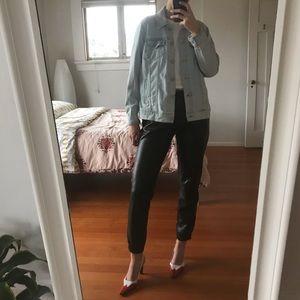 LEVI'S | light wash denim jacket